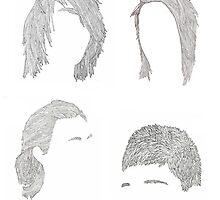 So much Hair by JRuk