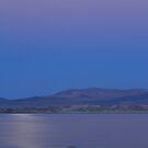 Mono Lake Twilight by Anne McKinnell