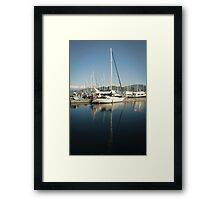 Sunshine Coast Framed Print