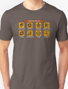 Gran Turismo 2 Tune Menu T-Shirt
