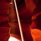 Antelope Canyon - Let There Be LIght  by Melissa Seaback