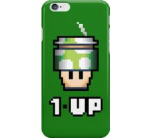 1 Up Coffee iPhone Case/Skin