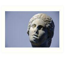 Roman Woman Art Print