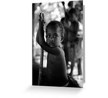 Vanuatu II Greeting Card