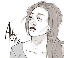Sleepy Hollow | Abbie Mills  by natmorais