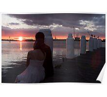 Love Story - Port Melbourne Poster