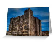 The Great Tower Greeting Card
