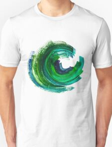 Colorful Watercolor Stroke T-Shirt