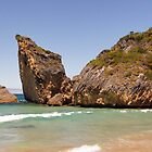 Cathedral Rock at Windy Harbour by georgieboy98