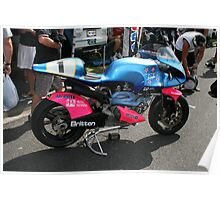 The Britten Motorcycle 2 Poster