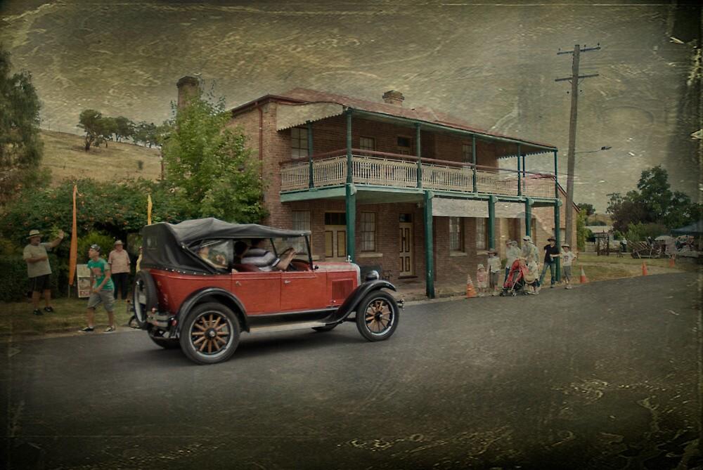 Vintage Motoring by garts