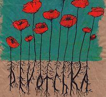 Devotchka Poppies by SophieJewel