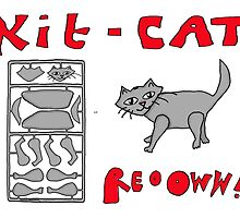 Kit-Cat ReooW by Louisa Houchen