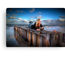 Picturess Princess Canvas Print