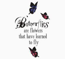 Butterflies by Melanie Moor