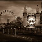 Luna Park by Manfred Belau