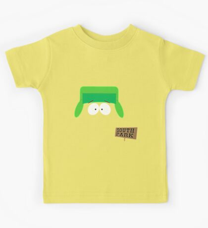 Invisible Kyle form South Park Kids Tee