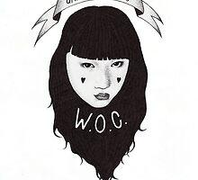 Unapologetic WOC by Sarah Erh-Ya