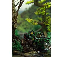 Lego jungle spec op Photographic Print