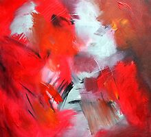 Aumento Rosso by Stuart Kirby