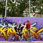 Spray Can Art by Nayko
