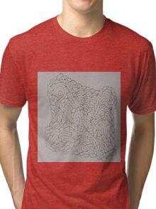 When is a Rectangle NOT a Rectangle? Tri-blend T-Shirt