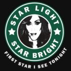 STARBUCKS STAR LIGHT MADDONA by viperbarratt