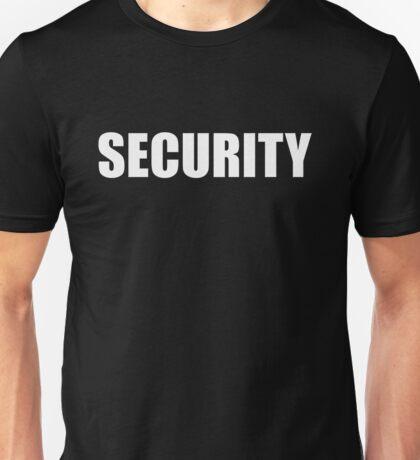 Law Enforcement Security T-Shirt Quality Uniform Unisex T-Shirt