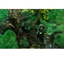 Lego jungle bis Photographic Print