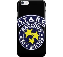 S.T.A.R.S. Badge (Resident Evil) iPhone Case/Skin