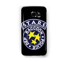 S.T.A.R.S. Badge (Resident Evil) Samsung Galaxy Case/Skin