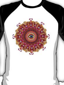 Cosmic Eye Mandala Tshirt T-Shirt