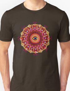 Cosmic Eye Mandala Tshirt Unisex T-Shirt