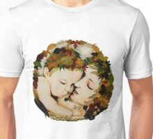 Mother and Child Earth Unisex T-Shirt