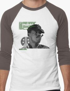 Aliens (Sgt. Apone´s speech) Men's Baseball ¾ T-Shirt