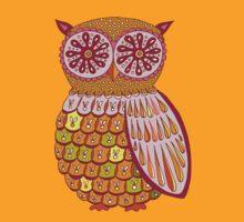 Retro Owl Shirt