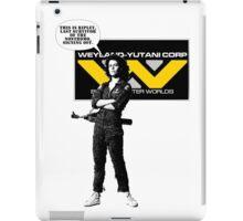 Survivor Ripley iPad Case/Skin