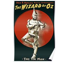 Wizard of Oz Tin Man  Poster