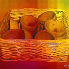 Bowls in Basket Moderne by RC deWinter