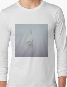 misty weather Long Sleeve T-Shirt