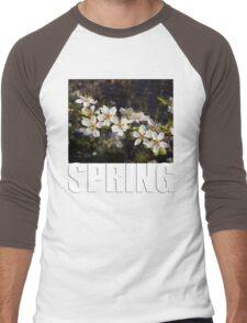 SPRING t Men's Baseball ¾ T-Shirt