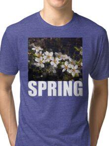SPRING t Tri-blend T-Shirt