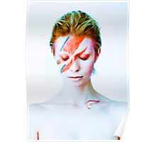 Ziggy played guitar Poster