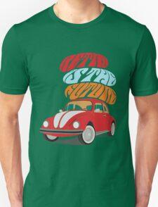 VW Beetle - Retro Is the Future Unisex T-Shirt