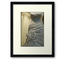 American brides usually wear a white, off-white, silver, or other very light-colored dress, particularly at their first marriage.  &&&    AVE MARIA    &&&     by    Brown Sugar . Views: 329 Thx! Framed Print