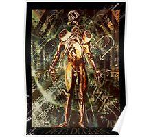 """Ayreon inspired alien future world"" Poster"