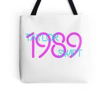 1989 - Taylor swift Tote Bag