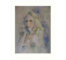 Antoinette Art Print