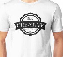 stay creative Unisex T-Shirt
