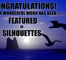 featrue banner for silhouettes challenge by dedmanshootn